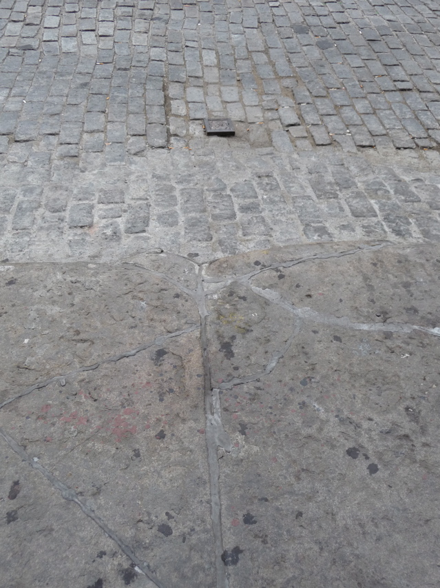 Cobblestone and Cracks